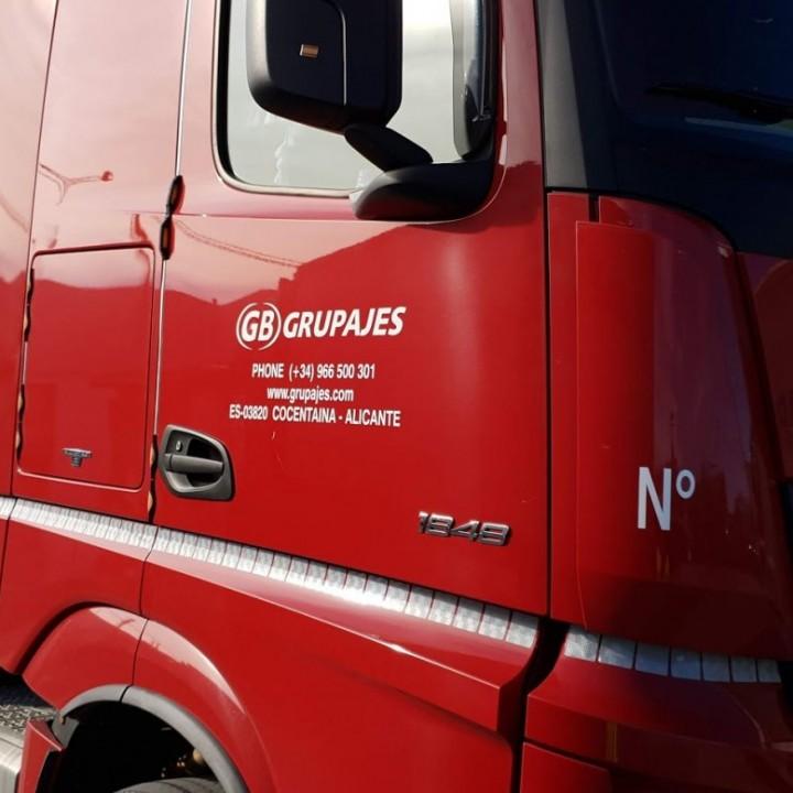 Consejos para conducir un camión en invierno
